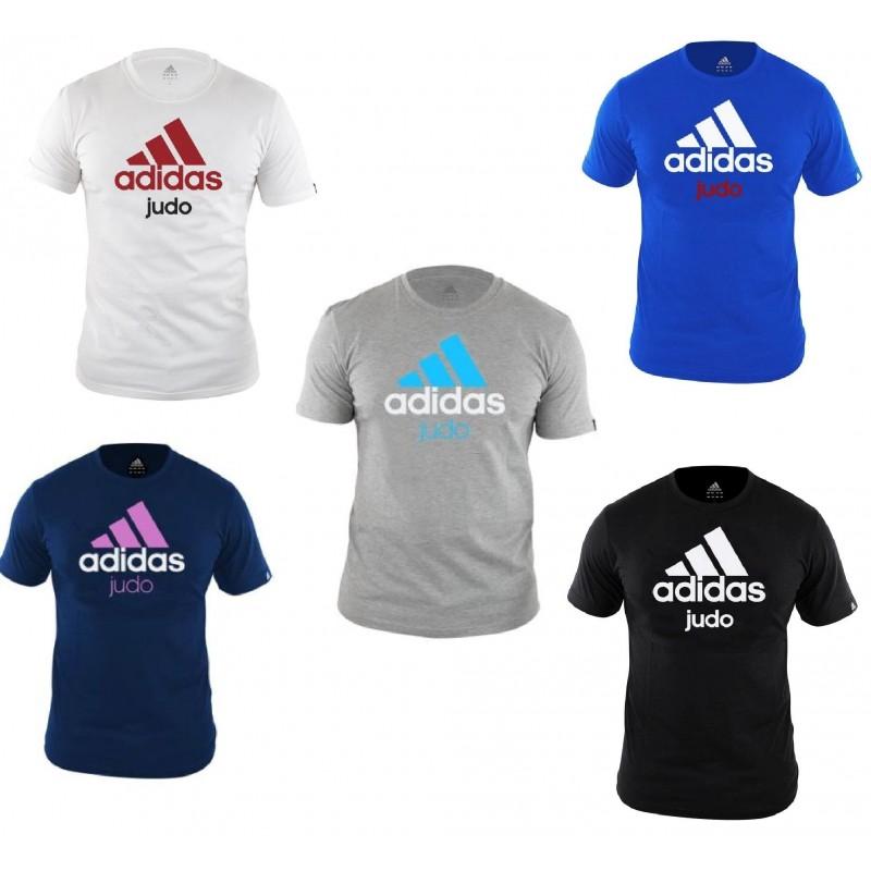 Tee shirt Community line ADIDAS JUDO RONIN SPORTS