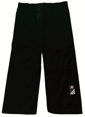 Pantalon arts martiaux noir ADIDAS RONIN SPORTS