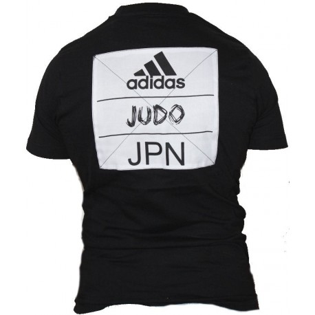 Tee-shirt JUDO PERFORMANCE ADIDAS
