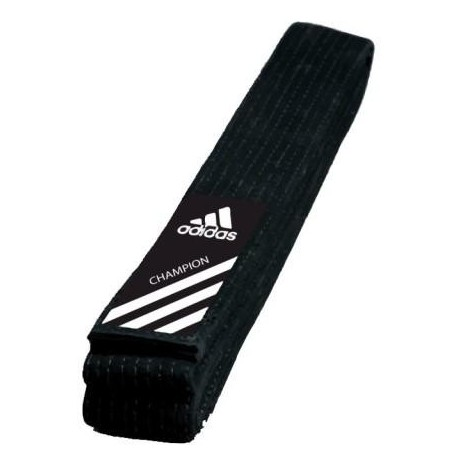 Ceinture noire Adidas champion NEW