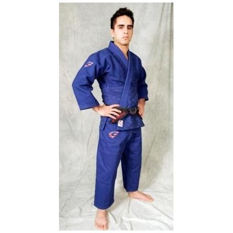 Judogi Gill Sports bleu compétition