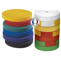 Rouleaux de ceinture judo