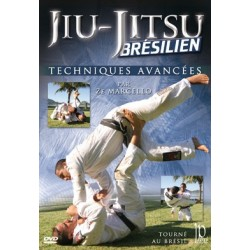 Jiu-Jitsu Brésilien-Techniques avancées