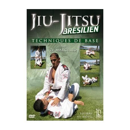 Jiu-Jitsu Brésilien-Techniques de base