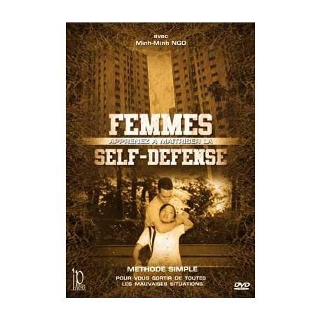 Femmes, apprenez à maîtriser la self-défense