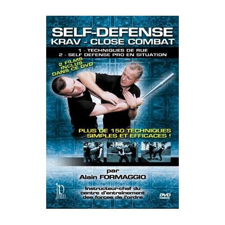 SELF-DEFENSE - KRAV - CLOSE COMBAT