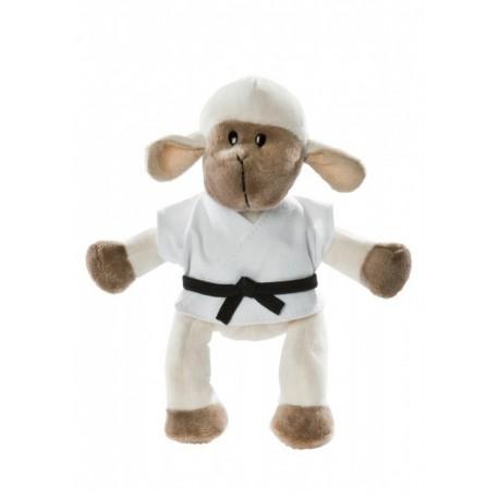 Peluche Mouton en kimono
