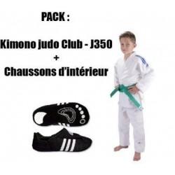 Pack Kimono Club - Chaussons