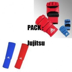 Pack Jujitsu Adidas
