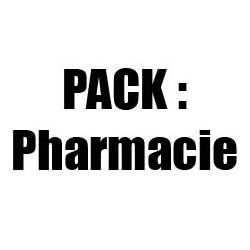 Pack pharmacie