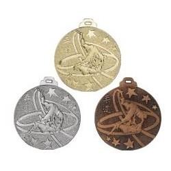 Médaille Judo - Métal massif