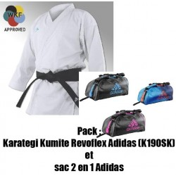 Pack Entrainement Karate 2