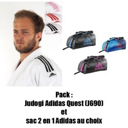 Pack Entrainement Judo 2