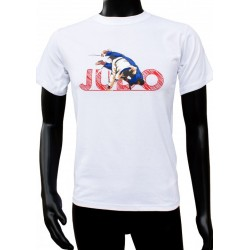 T-SHIRT, JUDO COMPETITION UCHIMATA