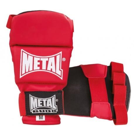 Mitaines Jujitsu Métal boxe