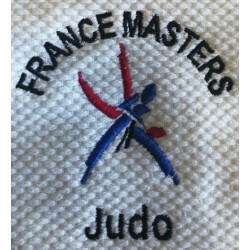 Broderie France Masters Judo