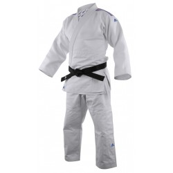 Judogi Adidas MILLENIUM bandes Tricolores