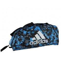 Sac de sport Adidas CAMO Bleu