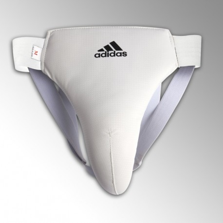 Coquille Homme PU ADIDAS BLANC