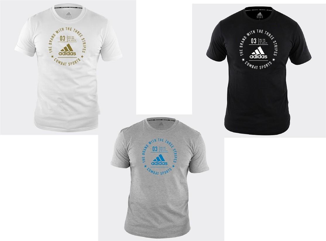 Adidas Combat Sports T Shirt