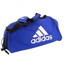 Sac de Sport Grain de riz Bleu Adidas