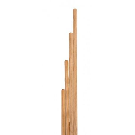 Lot de 5 bâton en bois