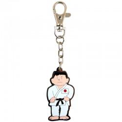 Porte clés Judoka NIPPON
